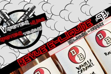 E-Liquid Review - Db Liquids - США - #93