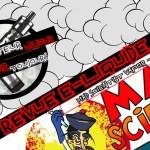 E-Liquid Review - Ешь персик от Mad Scientist Vapor - США - #20