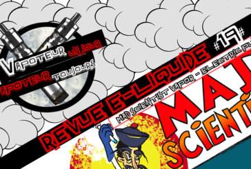 Revue E-Liquide – Electric Punch de Mad Scientist Vapor – USA – #19