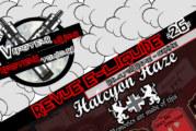 Revue E-Liquide – Gamme Halcyon Haze de T-Juice – UK – #26