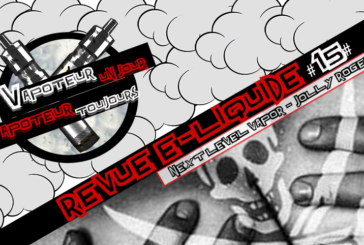 Revue E-Liquide – Jolly Rogers Captain's Custard de Next Level Vapor – USA – #15