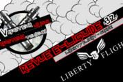 Revue E-Liquide – Gamme Liberty Flight – UK – #32