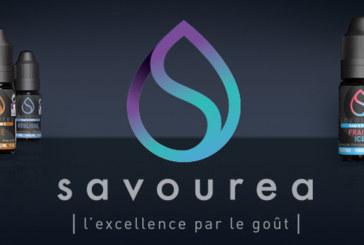 פרסומת רשמית - E-liquid - מותג Savourea (צרפת)
