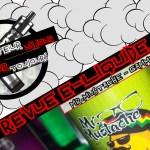 Revue E-Liquide – Mr. Mustache – Malaisie – #107