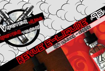 E-Liquid Review - Электронные соки NKV - EN - #95