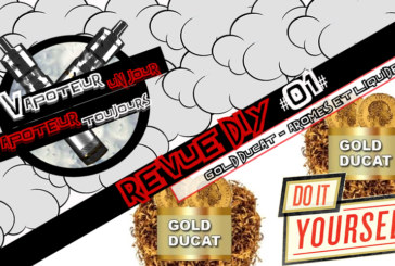 The DIY Review #1 - DUCAT DE ORO - A & L (FR)