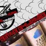 Recensione E-Liquid - Gamma Tape Cloud Tasty - USA - #57