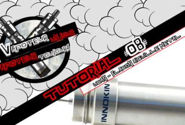 Tutorial #08 - U-CAN - NEEDLE BOTTLE - STAINLESS STEEL