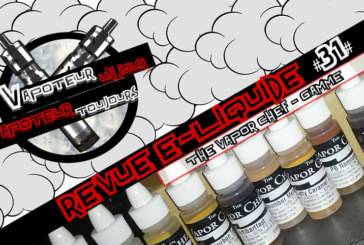 Revue E-Liquide – Strawberry Frost-Honey Peary de The Vapor Chief – USA – #31