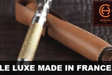 """Nieuws: De luxe E-cig """"Made in France"""""""