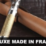 """Nieuws: De luxe e-sigaret """"Made in France"""""""