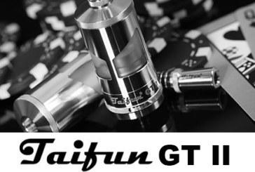 Taifun GT II: disponibile all'inizio di dicembre, ecco le prime foto!