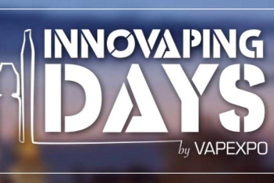 INNOVAPING DAYS : Le «Rendez vous» Pro par Vapexpo !