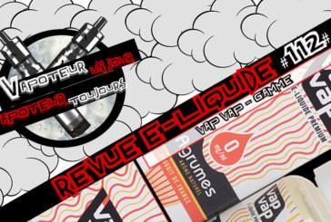 E-Liquid Review - Vap Vap E-Liquid - EN - #112