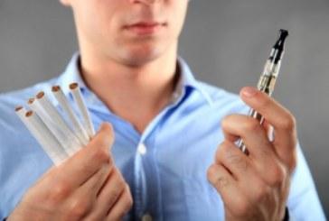 מחקר: E-cig פחות ממכר מאשר טבק?