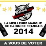 投票:电子液体法语2014的最佳品牌