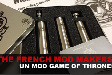 THE FRENCH MOD MAKERS : LE « STARK STAINLESS »