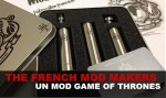 """THE FRENCH MOD MAKERS : LE """"STARK STAINLESS"""""""