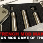 THE FRENCH MOD MAKERS: THE STARK STAINLESS