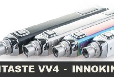 מידע: ITASTE VV4 על ידי INNOKIN מגיע בשוק!
