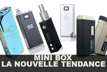 Mini Box: The new trend!