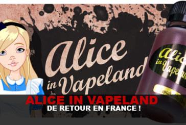 אליס בוואפילנד: חזרה בצרפת!