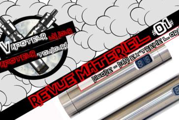 Revue Matériel #01 – Mod Electro – Dicode «Dani Extreme L» Orange