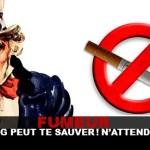 Raucher, die E-Zigarette kann dich retten! Warte nicht!