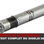 סקירה: הבדיקה המלאה של MOD SIGELEI 30W