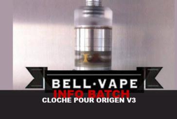 INFO BATCH: BELL עבור ORXEN V3 (BELL VAPE)