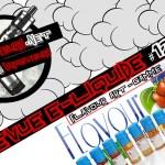 E- נוזלי סקירה #123 - FLAVOR ART- טווח (IT)
