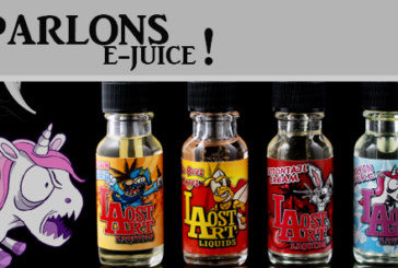 "TALKING E-JUICE: LOQUID ART LUQUIDS (ארה""ב)"