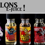 PARLONS E-JUICE : LOST ART LIQUIDS (USA)