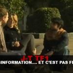 JT TF1 : Désinformation… Et c'est pas fini….