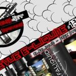 E-Liquid Review #130a - ALFALIQUID - DARK STORY (EN)