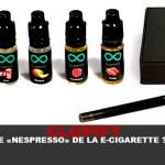 """CLOPIFY: """"Nespresso"""" של סיגריה אלקטרונית?!?"""