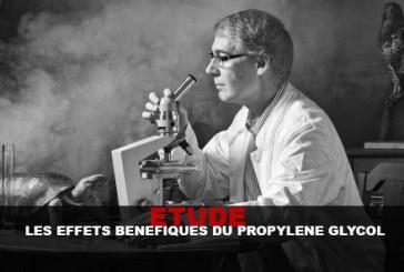 STUDIO: gli effetti benefici del glicole propilenico