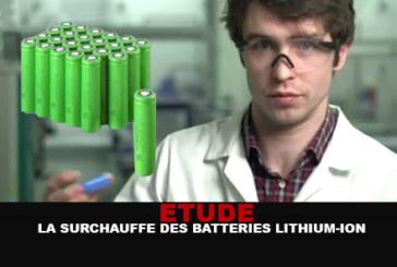 ИССЛЕДОВАНИЕ: Перегрев литий-ионных батарей