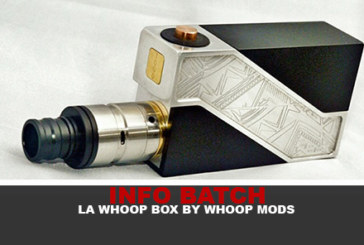 BATCH INFO: Whoop Box (von Whoop Mods)