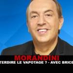 מורנדיני: האם יש צורך לאסור את הפיזור בכל מקום? (עם B.Lepoutre)