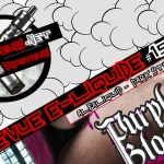 Revue E-Liquide #157 – ALFALIQUID – PURPLE BLOOD / ICE ROQUET (FR)
