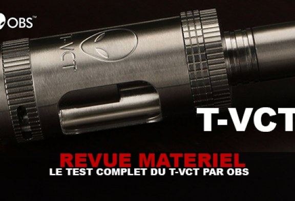 REVUE : Le test complet du T-VCT (Obs)