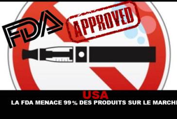 """ארה""""ב: ה- FDA מאיים 99% של מוצרים בשוק!"""