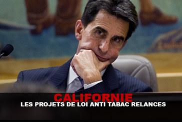 CALIFORNIA: Anti-tobacco bills restarted!