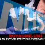 הממלכה המאוחדת: NHS לא צריך לשלם עבור smokers!
