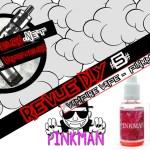 Обзор DIY #5 - PINKMAN - VAMPIRE VAPE (Великобритания)