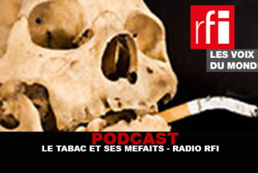 """PODCAST: """"Tobacco and its harmful effects"""" on RFI"""