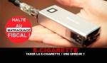 E-CIG: Φορολογήστε το ηλεκτρονικό τσιγάρο! Ένα σφάλμα;