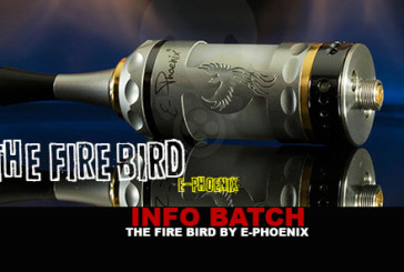 INFO BATCH : The Fire Bird (E-Phoenix)