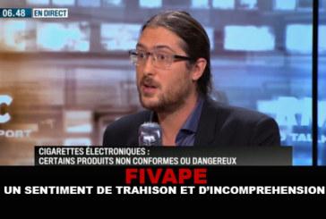 """FIVAPE: """"Una sensazione di tradimento e incomprensione! """""""